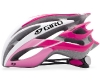 Giro Atmos Helmet, Pink White